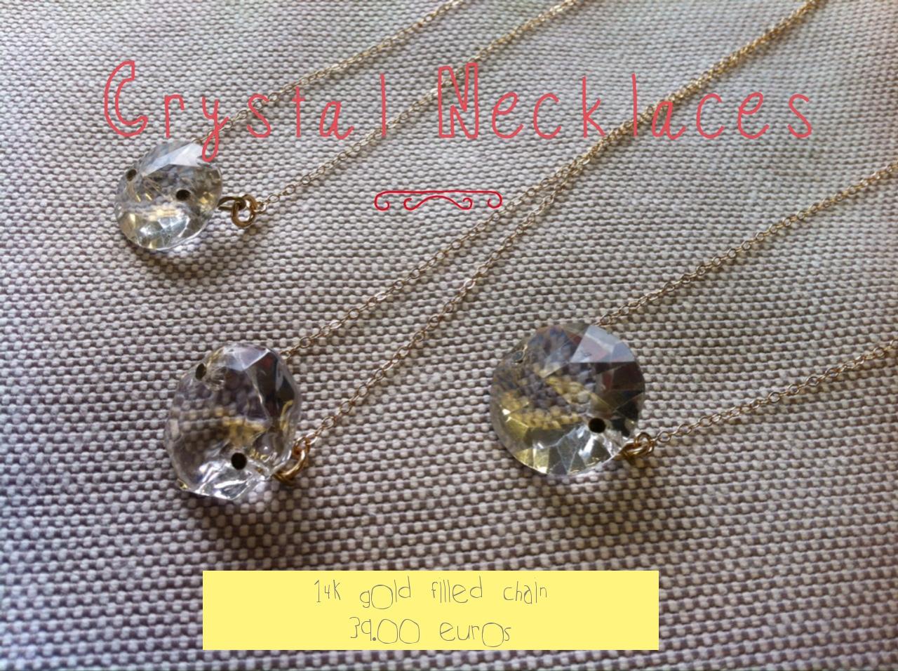 crystal neckalces 2